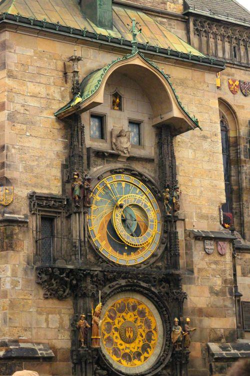 astronomical clock prag prague praha