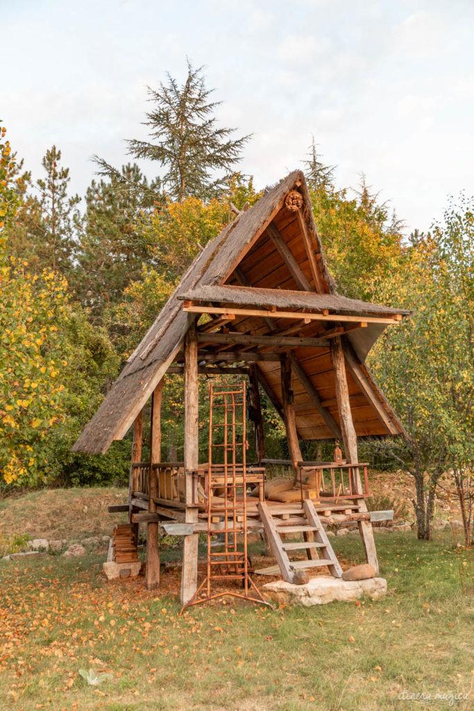 visiter le Lot : chambre d'hôtes de charme vallée du célé marcilhac