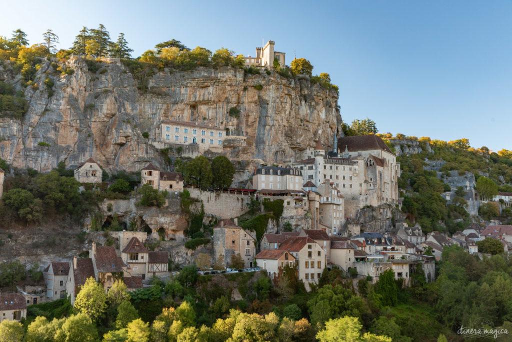 visiter le lot : rocamadour