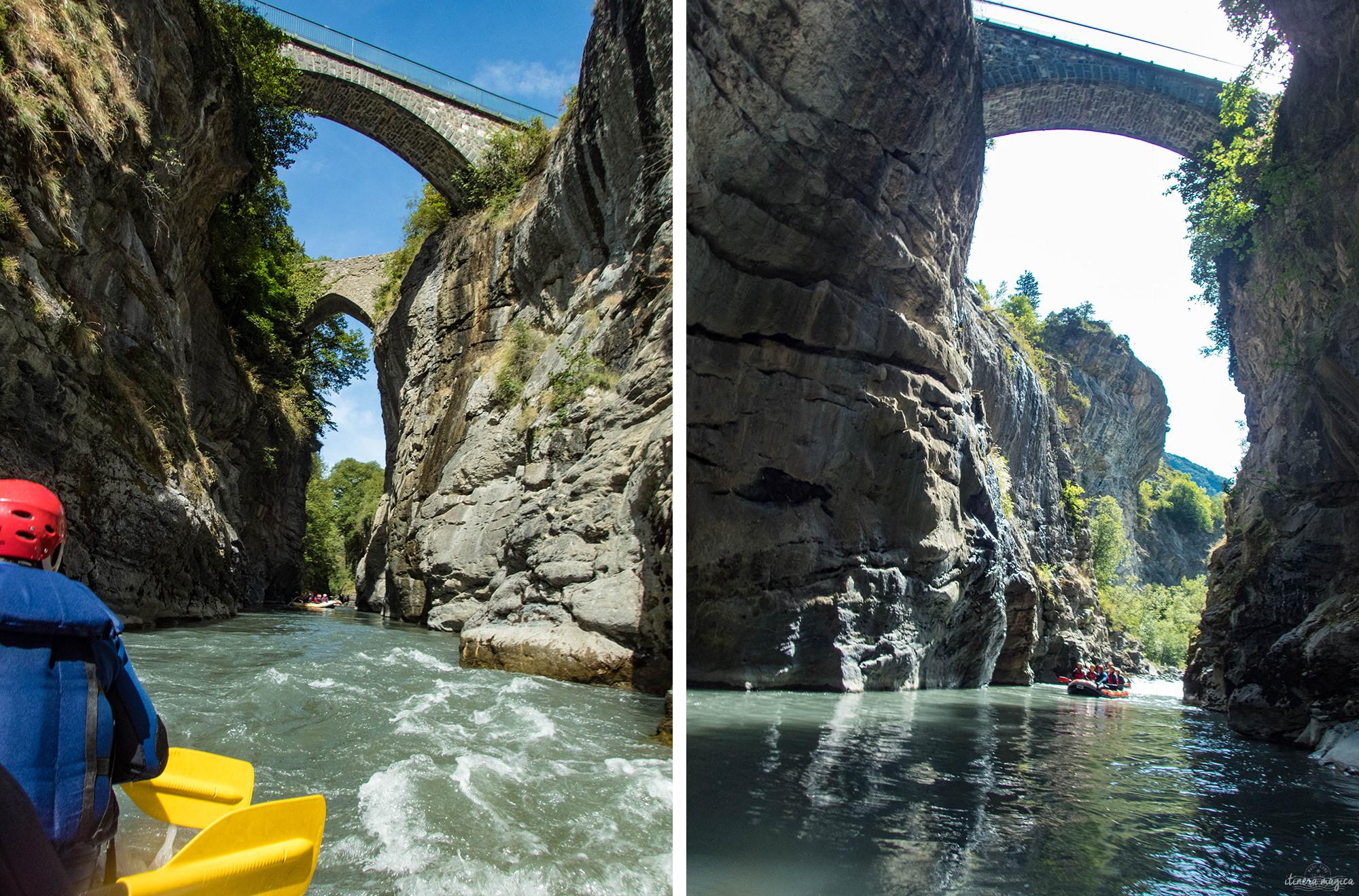 Blog lac de Serre Ponçon rafting ubaye