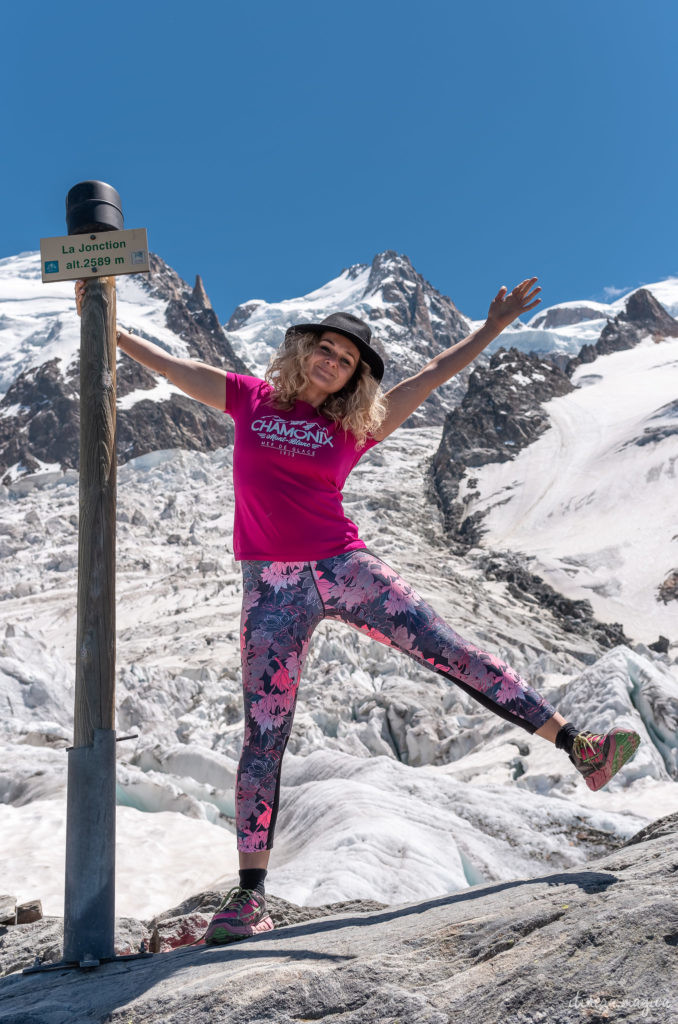 Que faire à Chamonix ? La randonnée de la Jonction