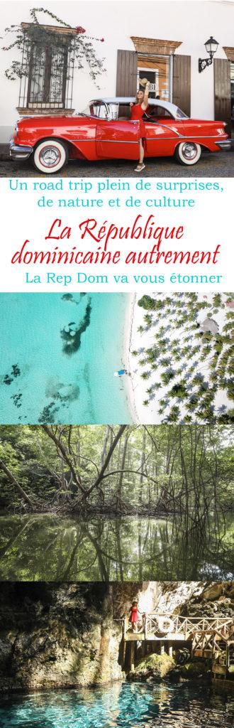Un road trip en République dominicaine, entre nature, culture et plage, pour découvrir ce pays autrement.