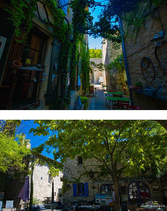 Schönste Dörfer in der Provence und beste Restaurants. Geheime Provence: die Schlösser und Dörfer der Drôme provençale. Geheimtipps einer Provenzalin für die perfekte Provence-Reise