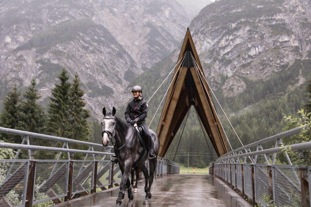 10 choses à faire en autriche cheval lechtal