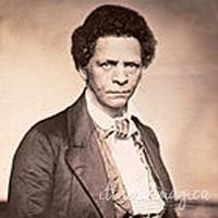 Joseph Jenkins Roberts, premier président du Libéria, 1847. Source