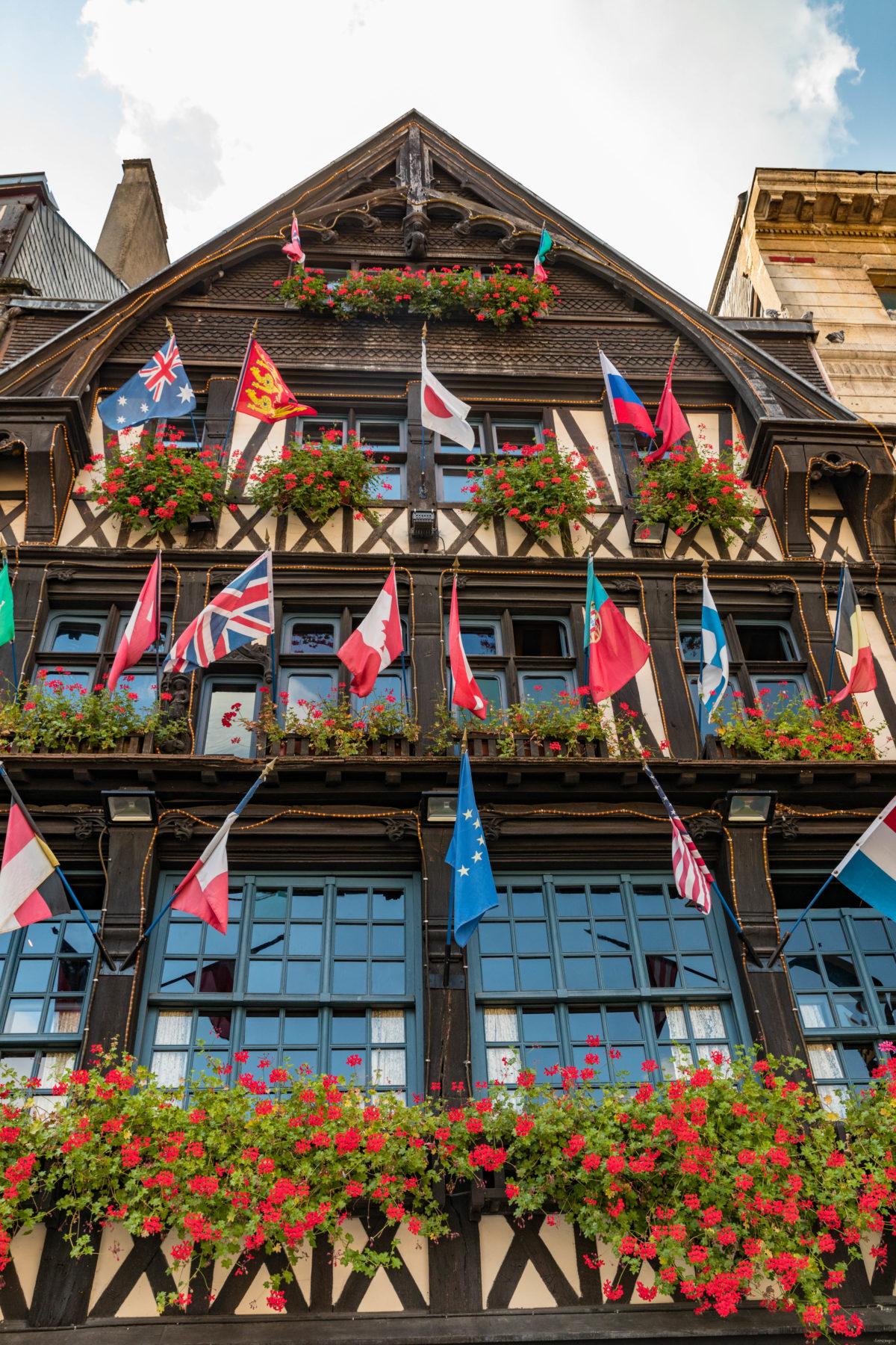 Découvrez Rouen.