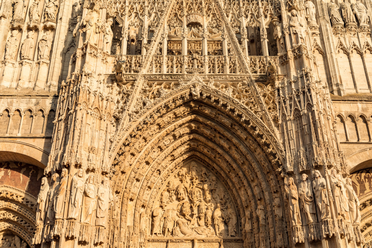 Visit Rouen