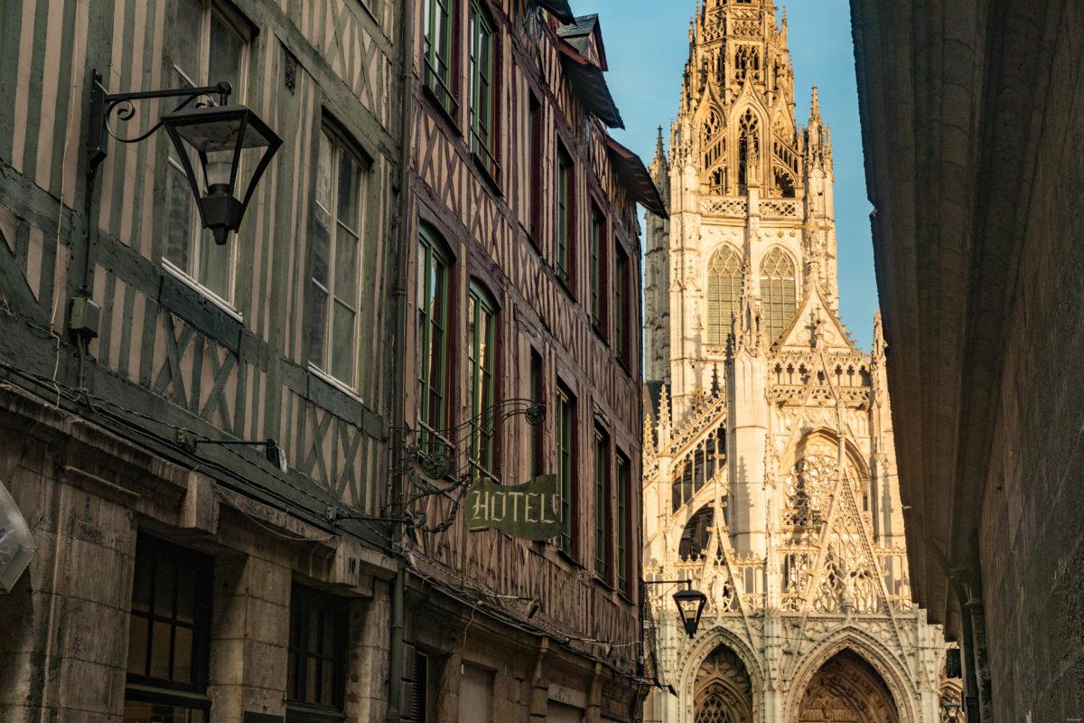 Un week-end à Rouen : visiter Rouen.