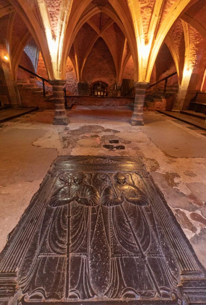 Basilique Saint Hubert Ardenne belge