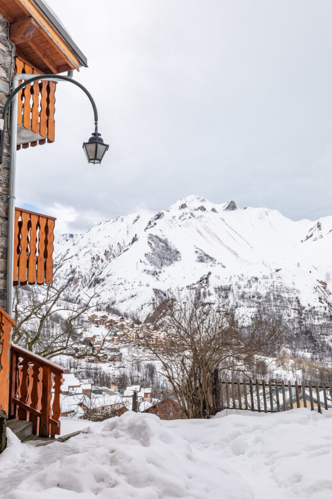 Visit a beautiful and authentic Savoyard village in the heart of the French Alps. Discover what to do in Saint Martin de Belleville for the perfect mountain stay in France.