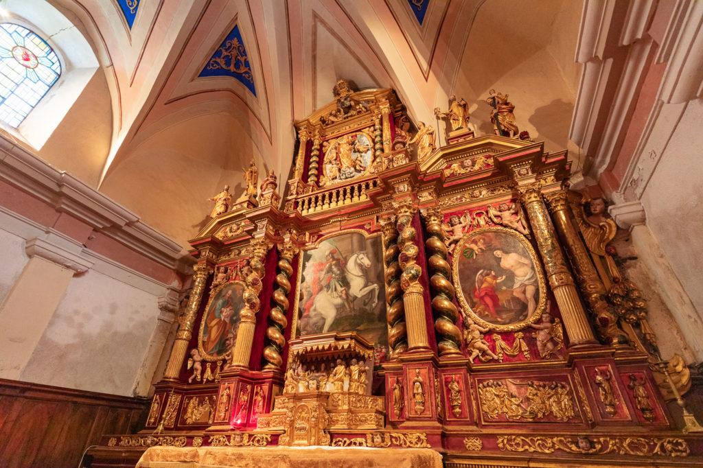 Saint Martin de Belleville baroque