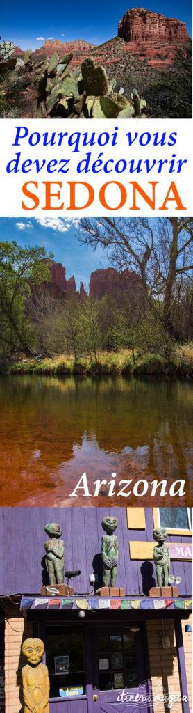 Que faire à Sedona ? Road trip en Arizona