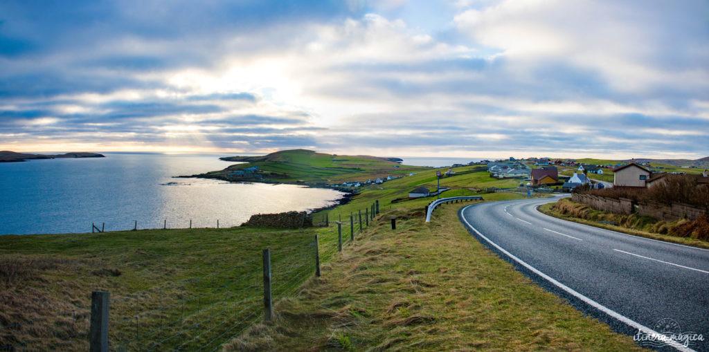 Blog Shetland. Road trip à Shetland