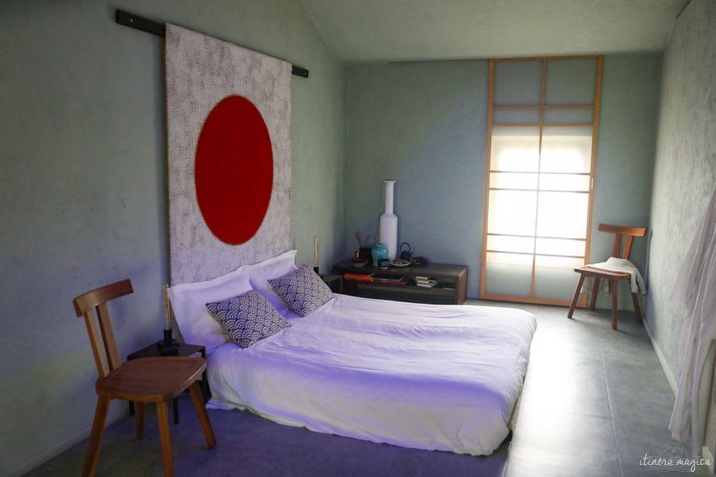 Un superbe spa près d'Avignon : le Mas Turquoise. Hôtel spa en Provence, hôtel spa Avignon