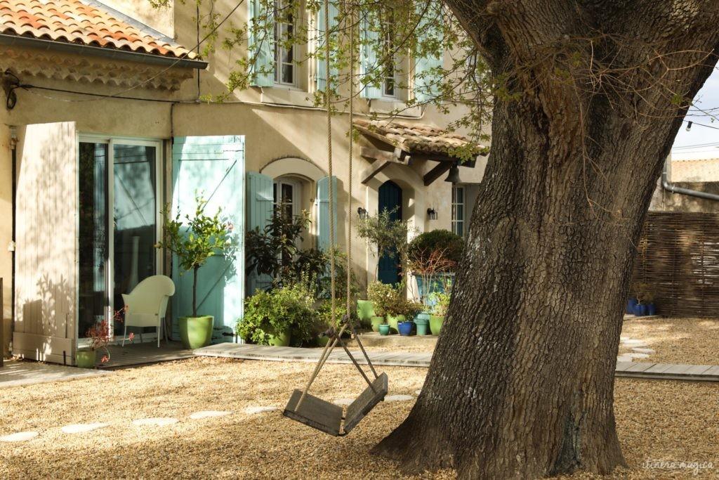 Un superbe spa près d'Avignon : le Mas Turquoise. Hôtel spa en Provence, spa Avignon