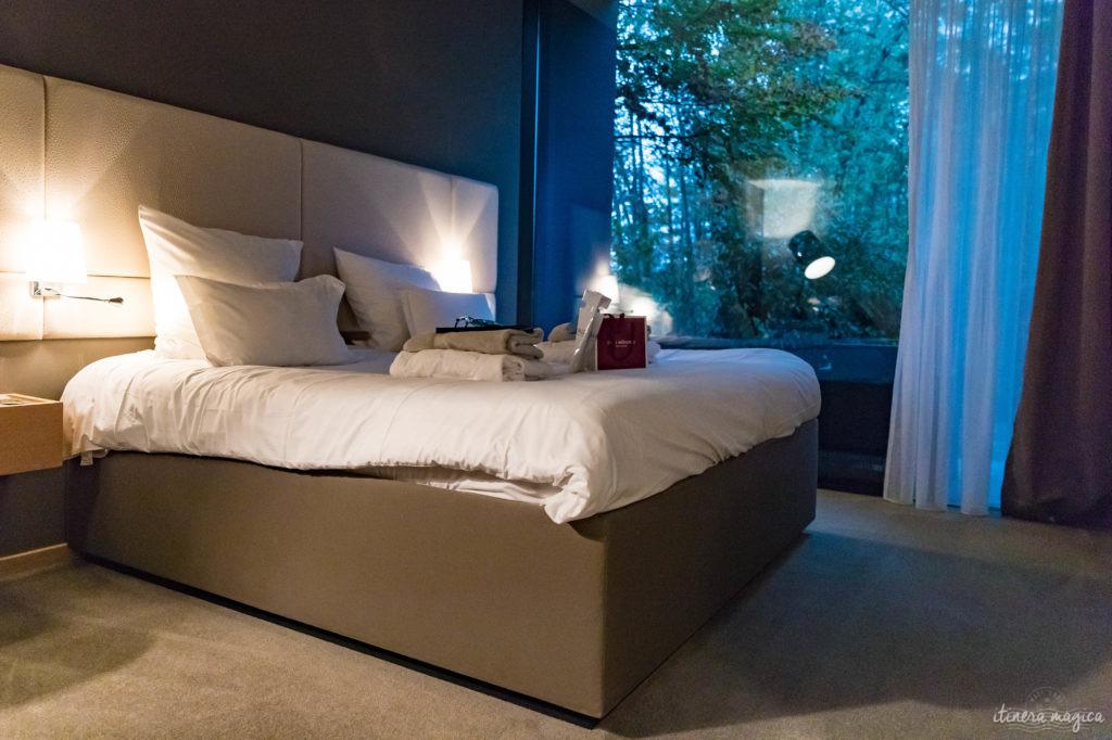 Le plus beau spa d'Alsace, un spa de luxe et d'exception ? La Source des Sens vous attend pour un week-end romantique et bien-être.