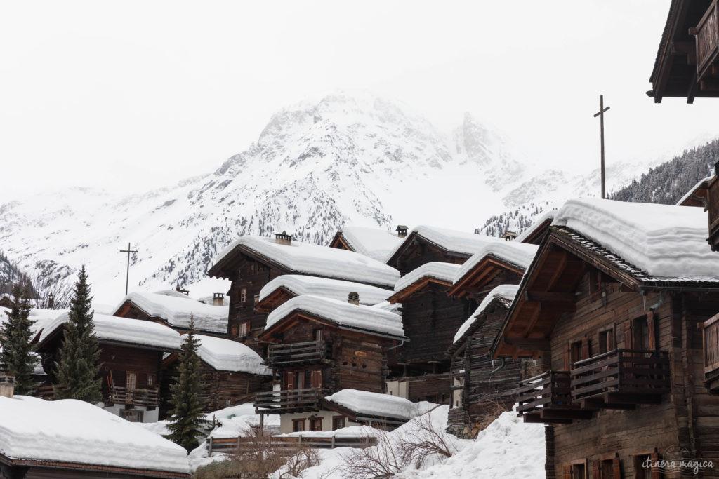 Voici maintenant quelques dernières perles de Suisse en hiver, hors du Valais, dans l'Oberland bernois et dans le canton de Vaud.