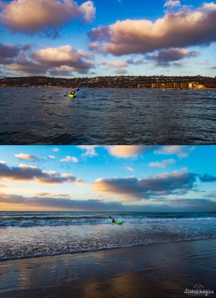 Voyage à San Diego : ne manquez pas La Jolla ! Jouer avec les otaries en toute liberté, faire du kayak au milieu des phoques… une destination californienne nature !