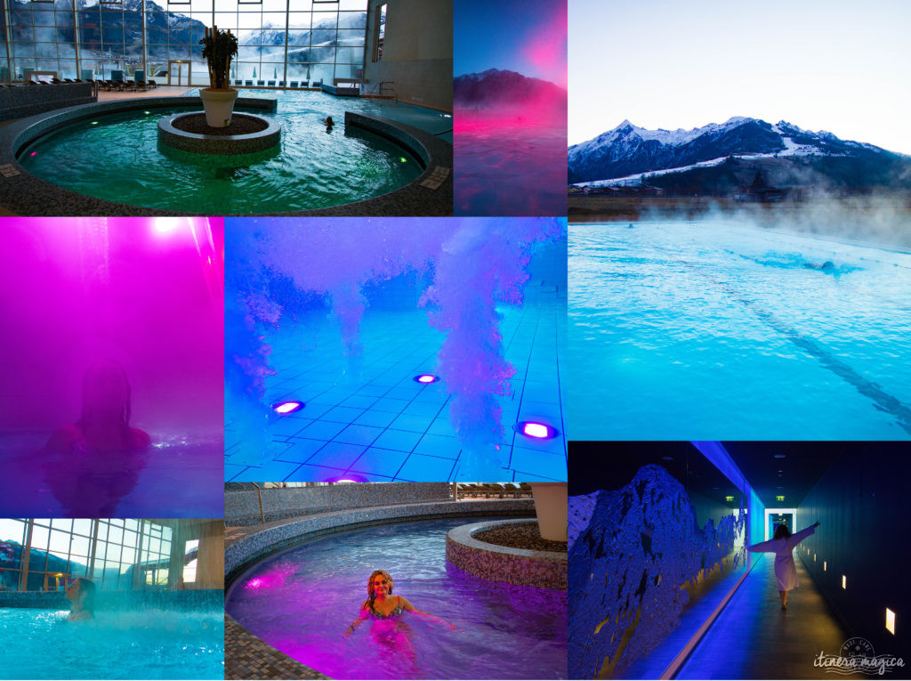 Hotel Tauern Spa Kaprun. Best pool in Austria