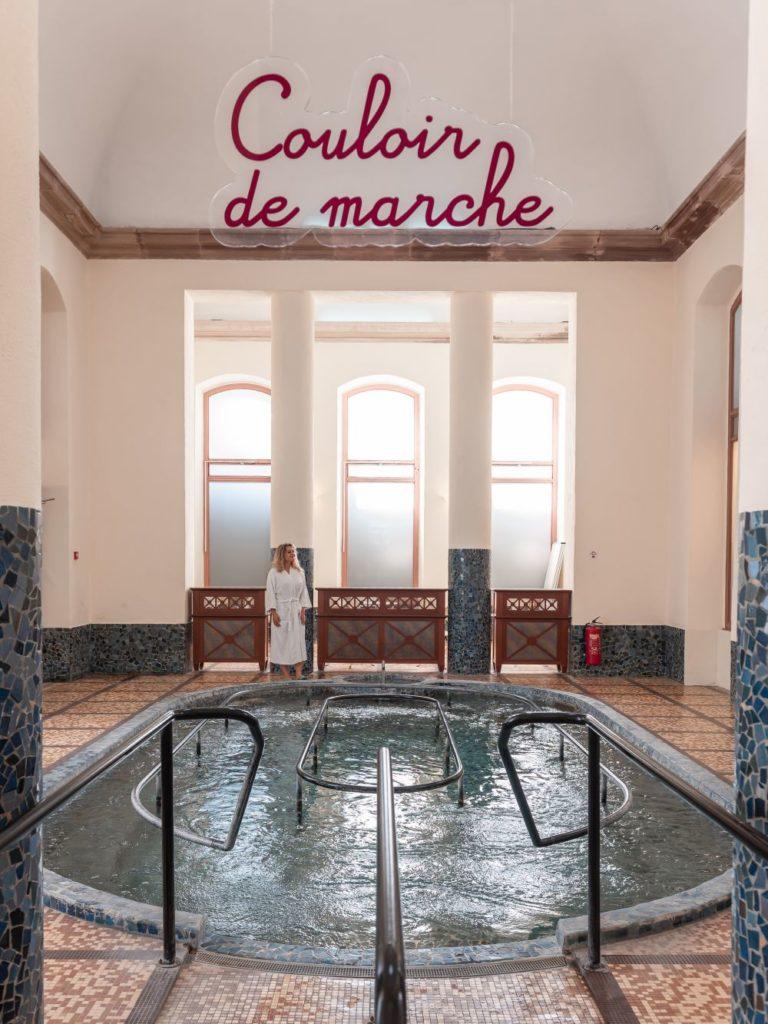 Découvrir les thermes de Luxeuil-les-Bains