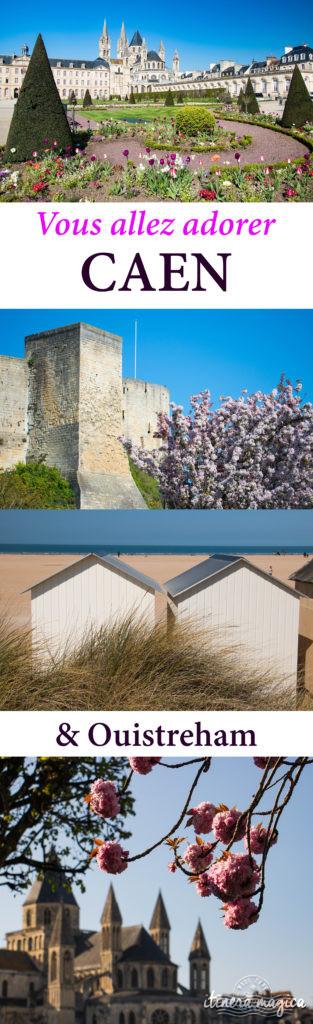 Vacances à Caen et Ouistreham : oui, vous allez adorer !