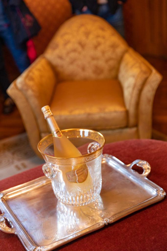Visiter la Champagne : caves Vranken-Pommery à Reims