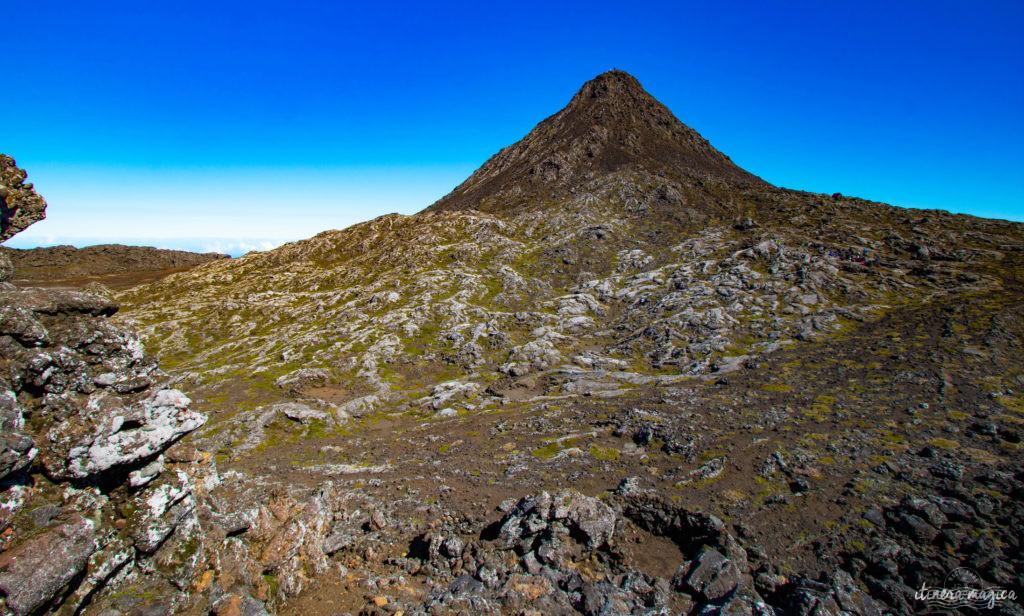 caldeira du Pico, Açores
