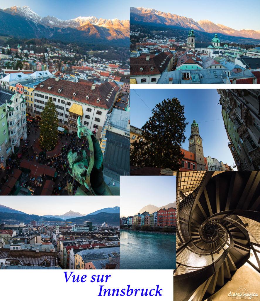 Itinéraire romantique en Autriche : un voyage de rêve entre Salzbourg, Innsbruck, le château Hohenwerfen, les cascades de Krimml et un hôtel spa romantique.